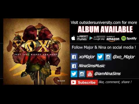Major - Away from you (Audio) ft. Nina Sims (@xo_Major @iamNinaSims @HMF_ENG)