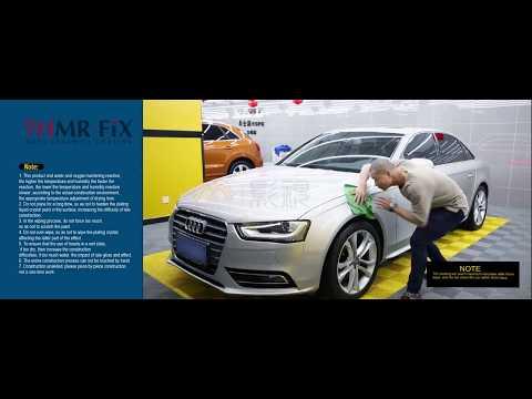 Anti-scratch Car Polish Liquid Glasscoat Paint Hydrophobic Glass Coating Review fix and instal