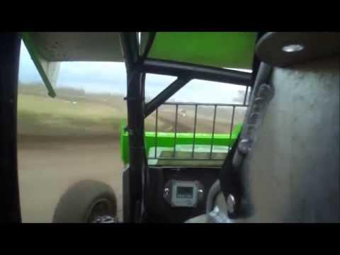 GFRA Sprint Car Feature 8-21-15