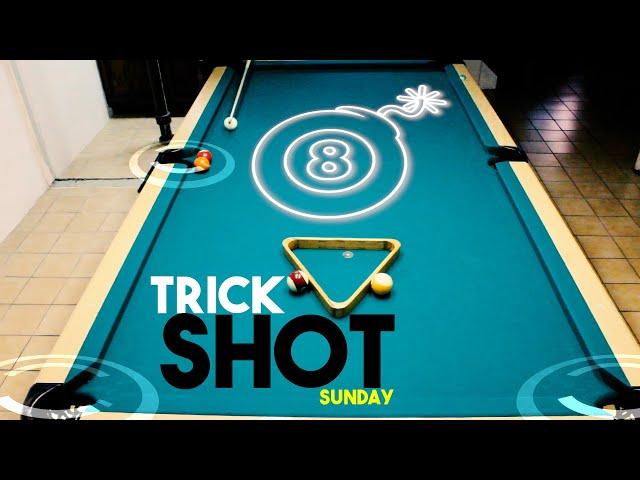 Trick Shot Sunday 🎱📼: Week 9