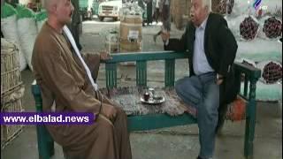 تجار «سوق العبور»: مصاريف النقل والشحن سبب رفع الأسعار.. فيديو
