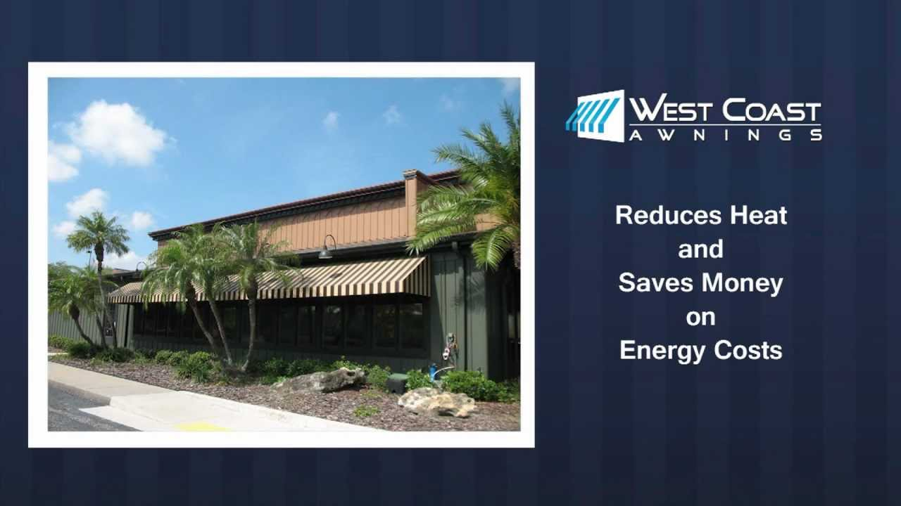 West Coast Awning, custom awnings, canopies, outdoor ...