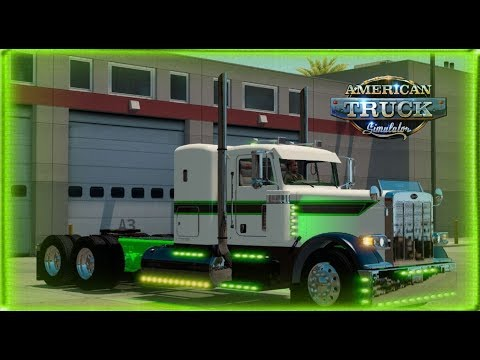 Gas Monkey Energy Race Hauler For ATS   Another Trux Accessories Run!