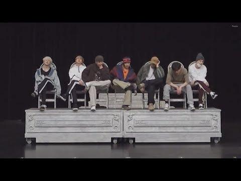 BTS (방탄소년단) | 'Dionysus' Mirrored Dance Practice