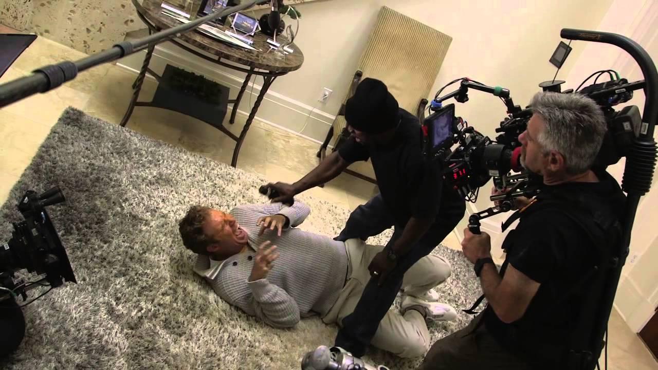 get hard behind the scenes movie broll 1 will ferrell