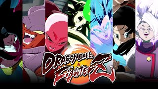 Dragon Ball FighterZ - All Super and Ultimate Attacks (All Season 2 DLC)