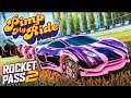 PIMP MY ROCKET LEAGUE RIDE - ROCKET PASS 2