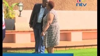 Bullseye: William Kabogo rediscovers love