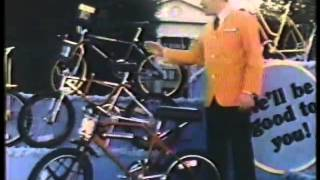 Western Auto 1979 Western Flyer Bicycle Commercial