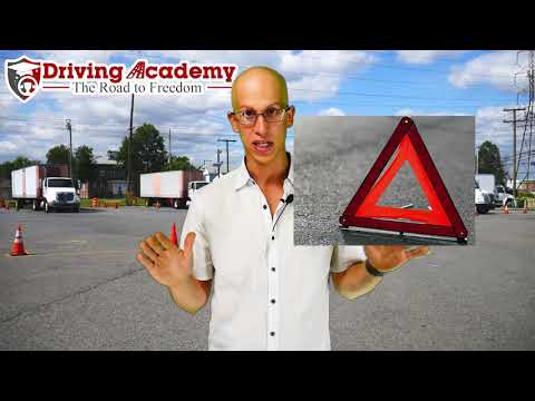 How to Handle a CDL Truck Emergency - Driving Academy