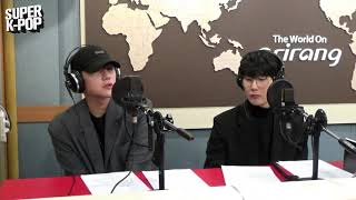 [Super K-Pop] 마틴스미스 (Martin Smith)'s Full Episode on Arirang Radio!