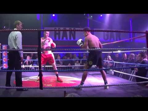 Tony Dullaghan vs Alex Edwards 03/03/2017 - Liverpool