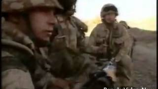 British Soldiers and Royal Marines in Afghanistan - Funny