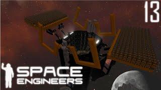 Space Engineers Shipyard: Digestor Salvage Ship