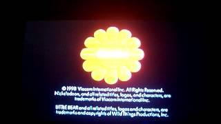 Nick Jr Pigs Logo Nickelodeon Flower Logo Paramount Television