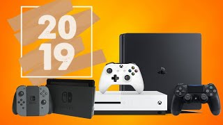 ¿Que Consola Comprar en 2019?