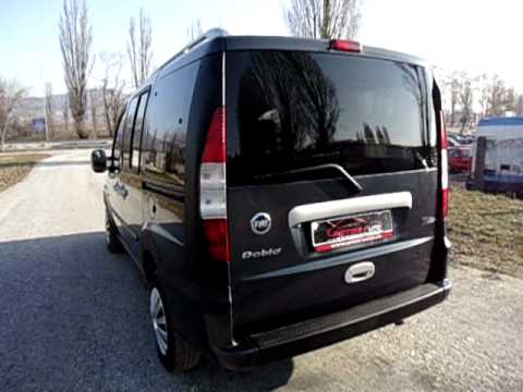 fiat doblo 1 9 jtd malibu youtube. Black Bedroom Furniture Sets. Home Design Ideas