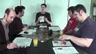 Pathfinder RPG - Hidden City Part 1