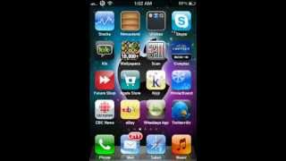 Display Recorder iPhone 4S (HD)