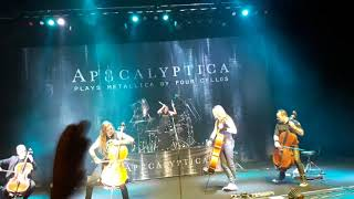 Apocalyptica - Seek And Destroy | Buenos Aires - Argentina 7-12-2017
