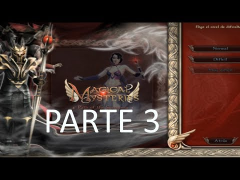 Magical Mysteries   Path of the Sorceress Deluxe parte 3   (PC GAME)