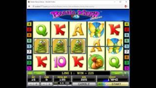 видео Игровой автомат Beetle Mania
