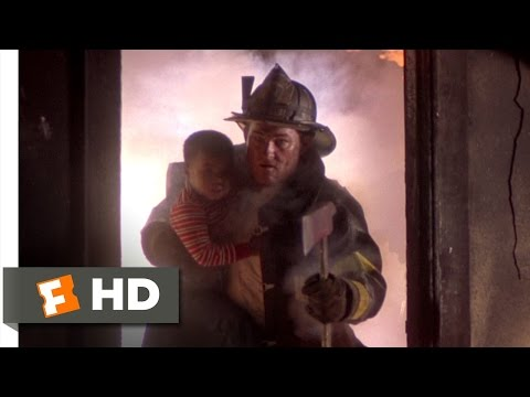 Backdraft (2/11) Movie CLIP - Stephen the Hero (1991) HD
