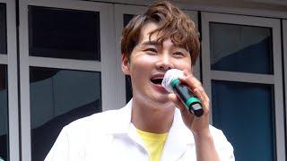 공연할때 나오는 박서진 찐 표정 '행복' by 인담