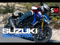 Suzuki GSX-S750 2017: Prueba Moto Naked [FULLHD]