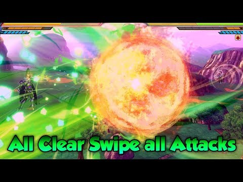 Cell's All Clear Swipe away all Attacks? - Dragon Ball Xenoverse 2