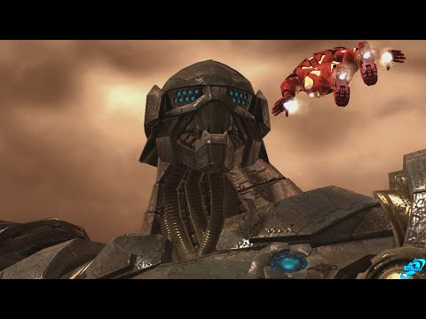 IRON MAN 2 All Endings - Ending & Ultimo Final Boss Fight (#IronMan2 Ending) Marvel's Iron Man 2