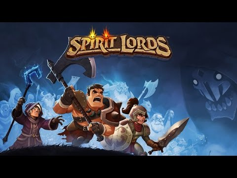 Spirit Lords | iOS / Android Gameplay Trailer