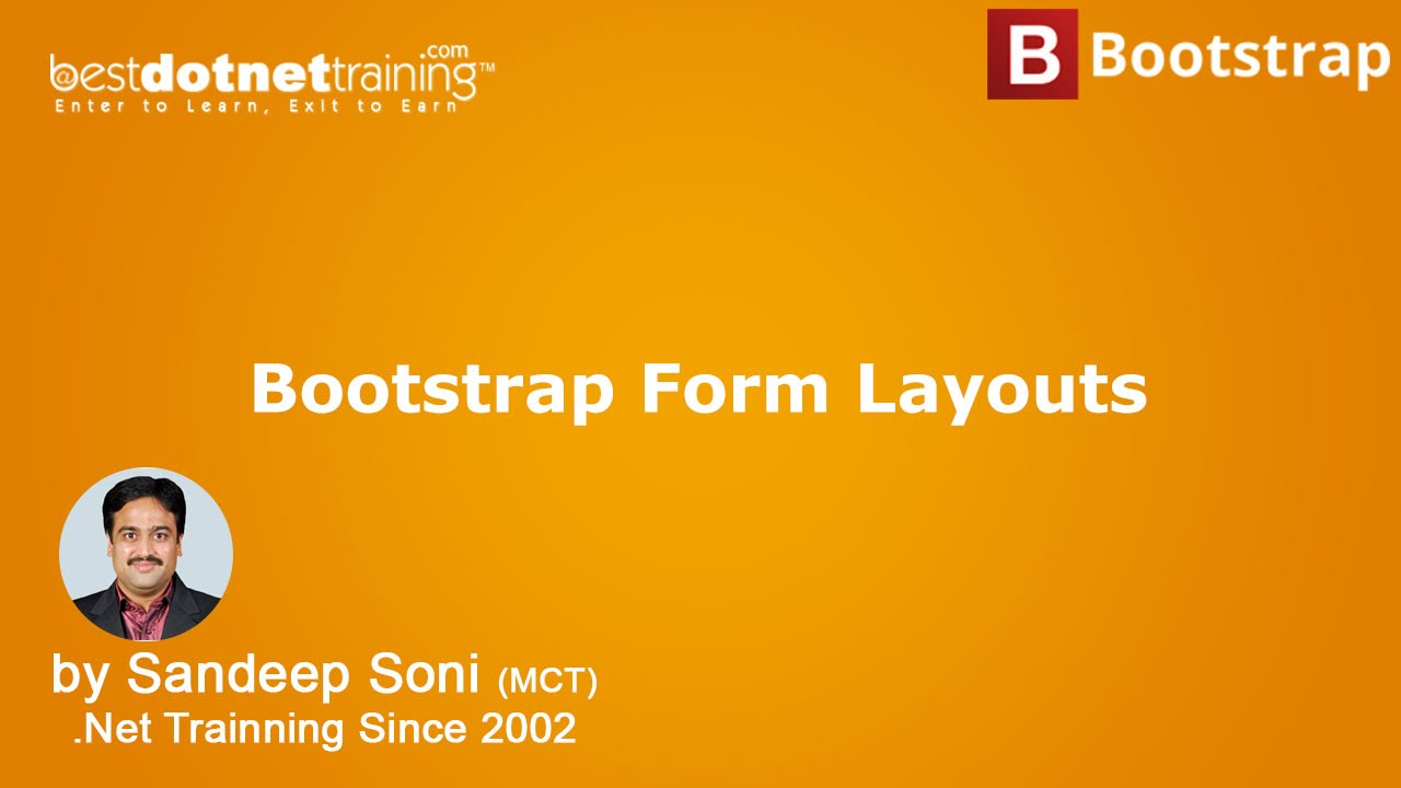 Bootstrap tutorial form elements classes and states youtube bootstrap tutorial form elements classes and states falaconquin