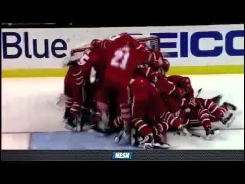 Boston University Hockey Highlight/Hype Video