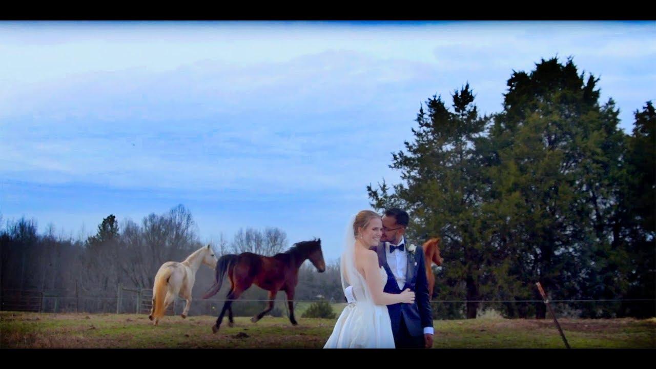 Megan & Euvy Wedding Highlight Video