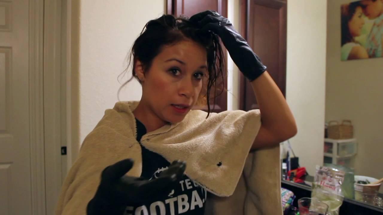 Morocco Method Henna Hair Dye Tutorial Review Youtube