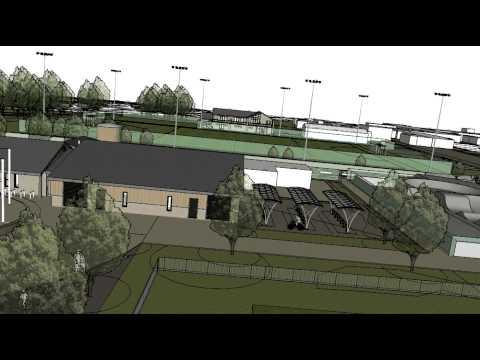 Sowerby Sports Village Animation