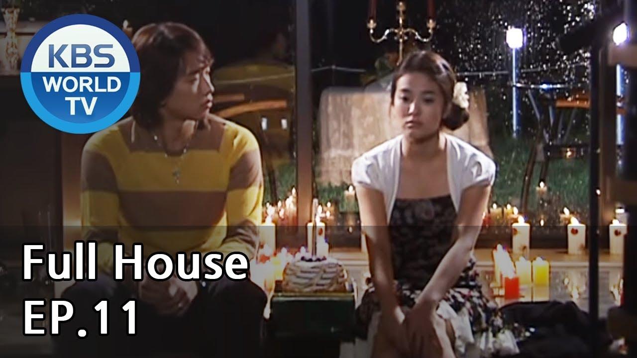 Full House   풀하우스 EP 11 [SUB : ENG]