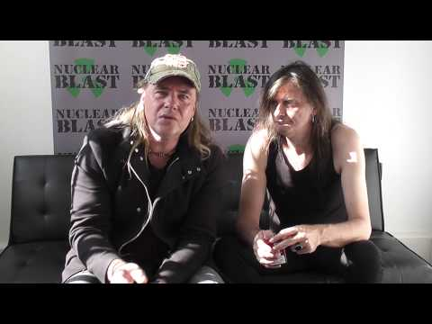 HELLOWEEN Interview On New Album 'MY GOD GIVEN RIGHT'