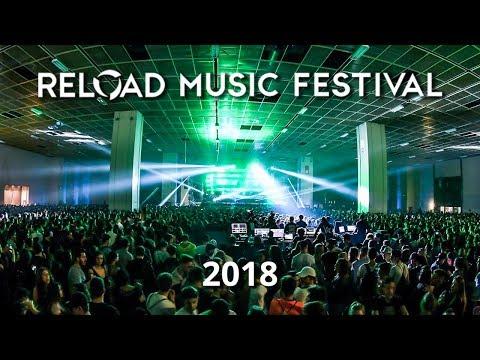 Nervo, Timmy Trumpet, Alan Walker, Saymyname, Angerfist LIVE @Reload Music Festival 2018
