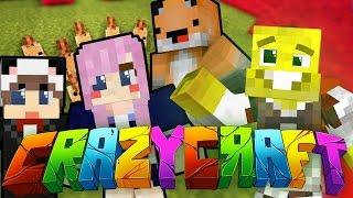 LIZZIE STOLE MY AXE!! | CrazyCraft 3.0 Ep.50