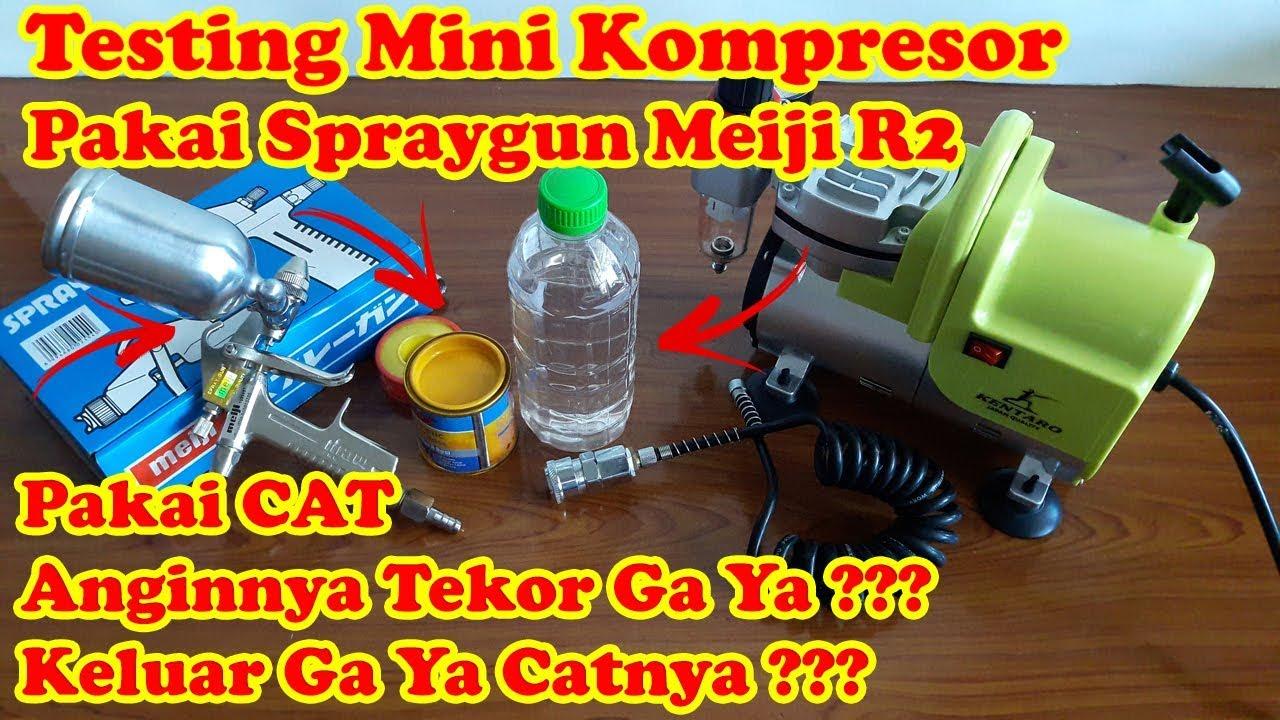 Mini Portable Car Air Compressor 12v /  Kfz mini-kompressor mit 12-Volt-Anschluss
