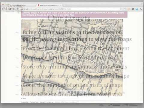 Old Maps Online By Oldmapsonlineorg YouTube - Buy old maps online
