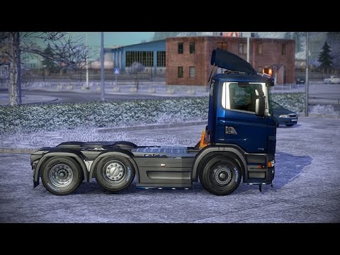 [ETS2 v1.22] Scania P & G v2.1 Series Cabs for RJL's Scania R & Streamline