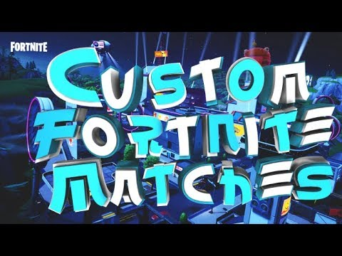 fortnite custom matchmaking key pc