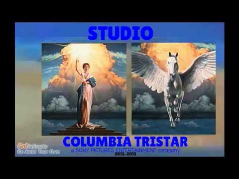 Studio columbia tristar logo history