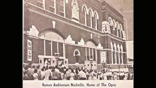 Grand Ole Opry Show No  234b (1965) starring Marty Robbins