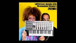 Champaign showers LMFAO feat Natalia Kills lyrics