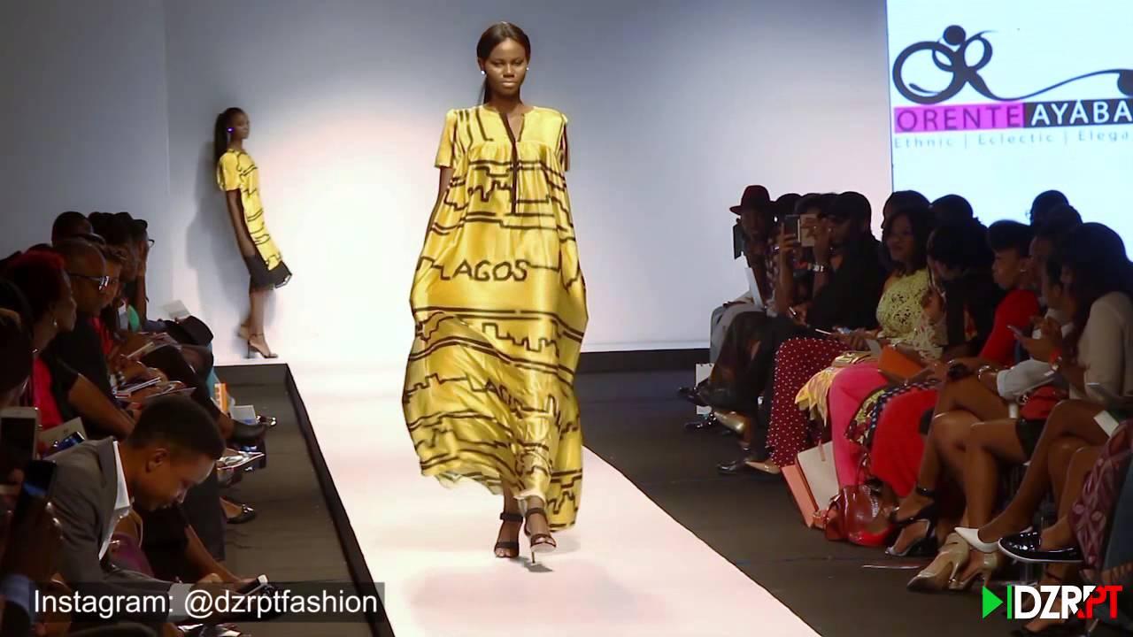 Heineken Lagos Fashion And Design Week 2015 Day 2 Youtube