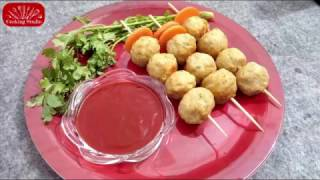 How to Make CP chicken ball    CP style chicken ball recipe